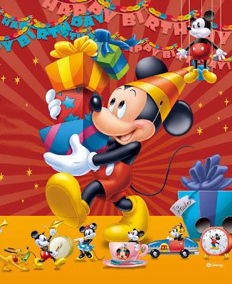 Mickey Mouse regalos