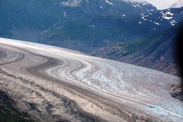 Temsco Helicopter Glacier Tour glacier