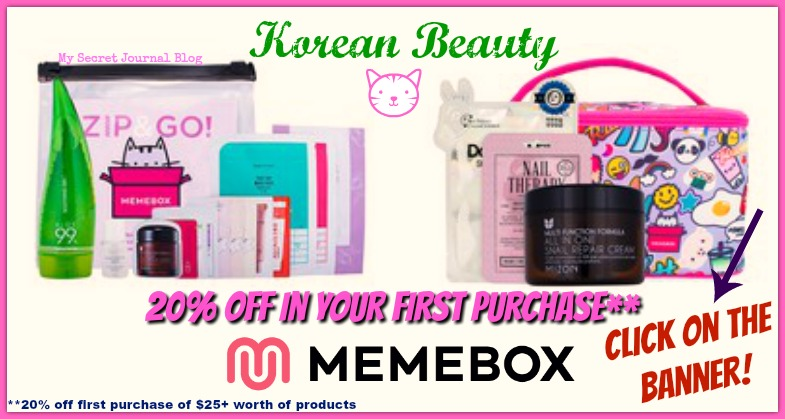 Memebox Korean Beauty Shop