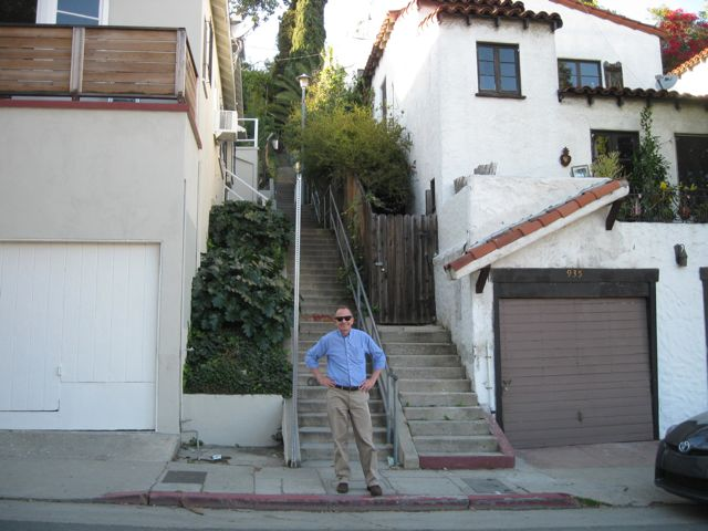 Experiencing Los Angeles Silverlake Music Box Steps Part Ii