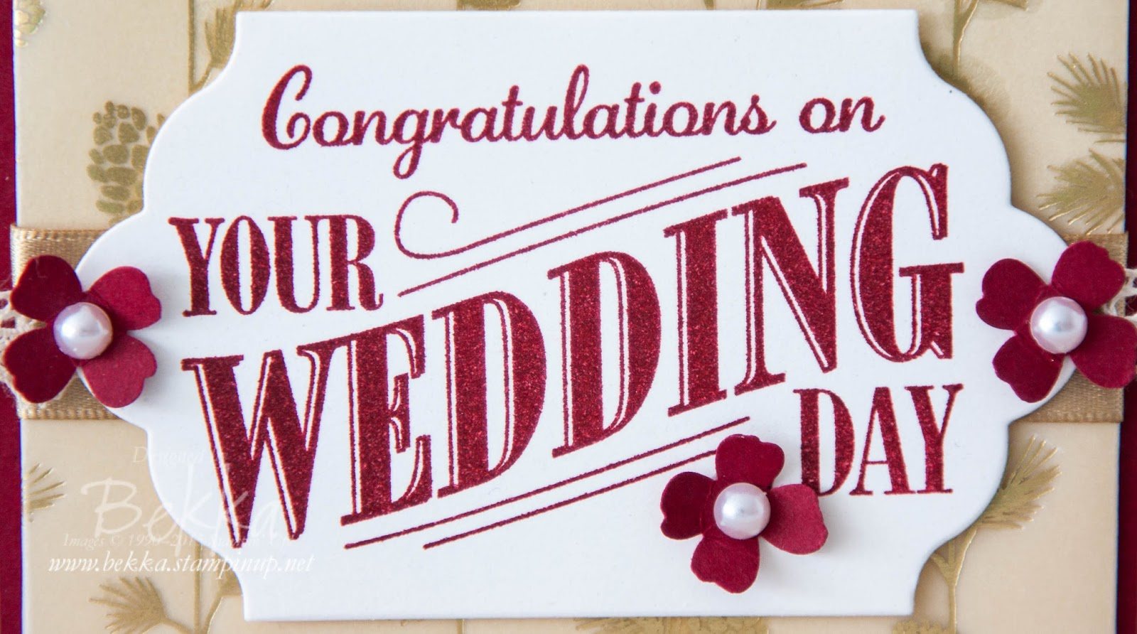 congratulations on your wedding day a special card for a special couple