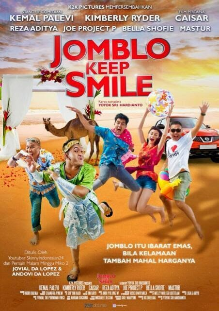 Download Film Jomblo Keep Smile (2014) VCD DVD WEB-DL HD