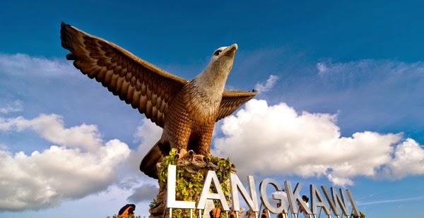Dataran Helang, Pulau langkawi