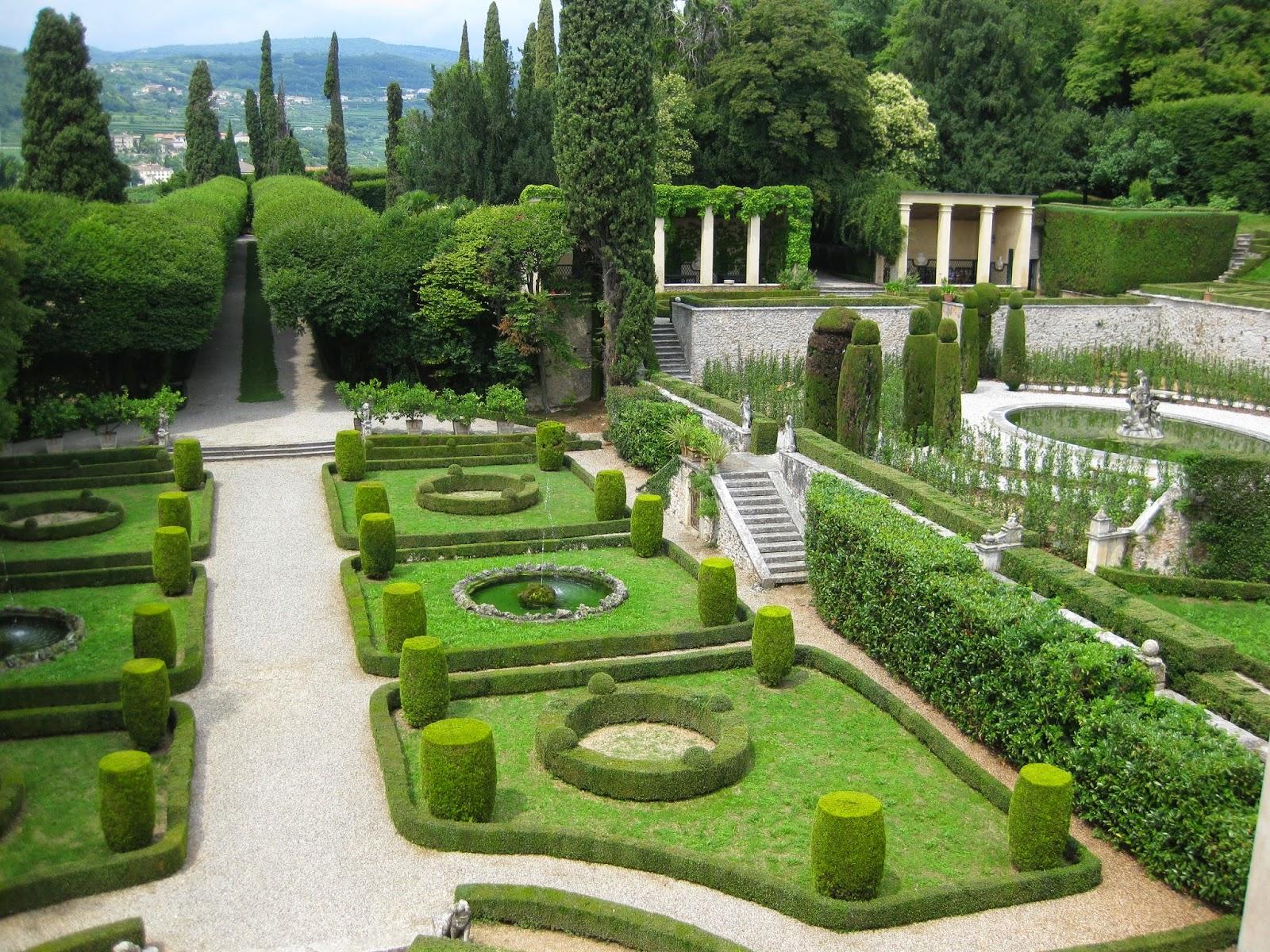 Ilclanmariapia il giardino di pojega - Viali da giardino ...