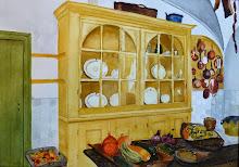 Keuken van Kasteel Amerongen