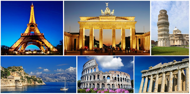 Europe: A dream travel destination
