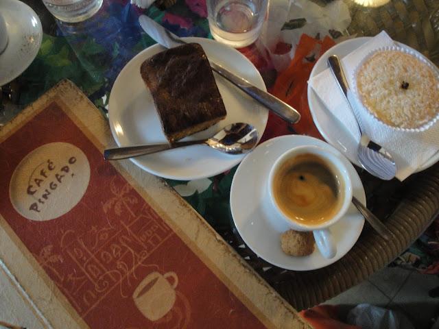 Paraty, Centro histórico, Rio, Café Pingado Paraty, Manuê de bacia, Massapão, café Paraty