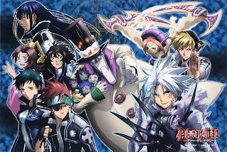 d grayman anime