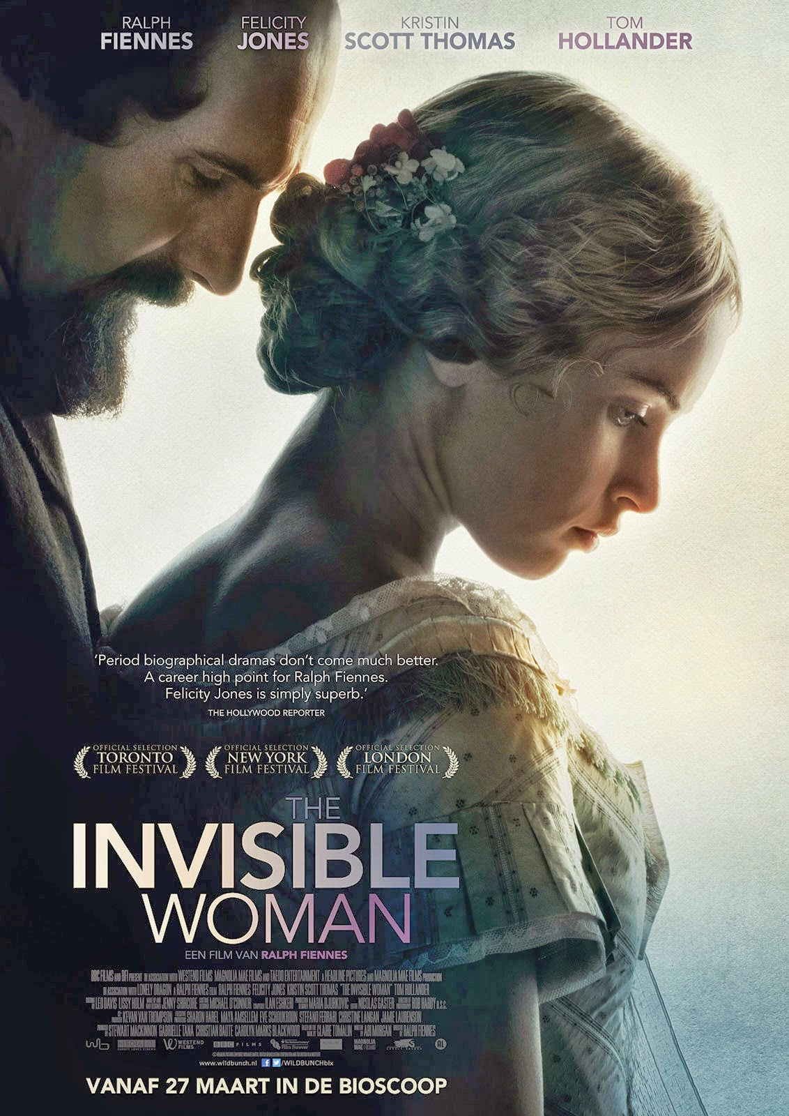 La Mujer Invisible 2013 [DvDRipAudioLatino][Romance]