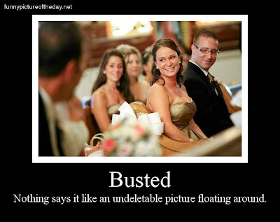 Men Busted Typical Funny Wedding