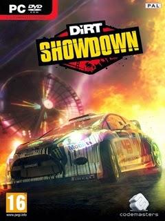 DiRT Showdown PC Box