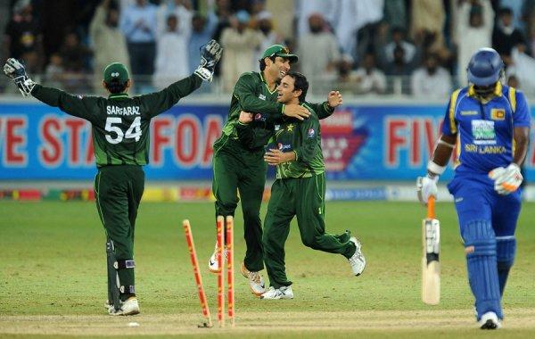 Pakistan Cricket Team ODI squad Against Sri Lanka.