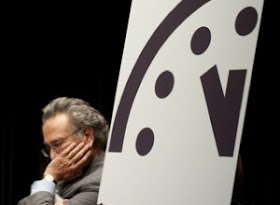 'Doomsday Clock' moves forward on worries about Fukushima, Iran, Korea Worries