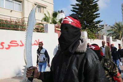 Terroristas lançam vídeo assustador de israelitas em linha de fogo