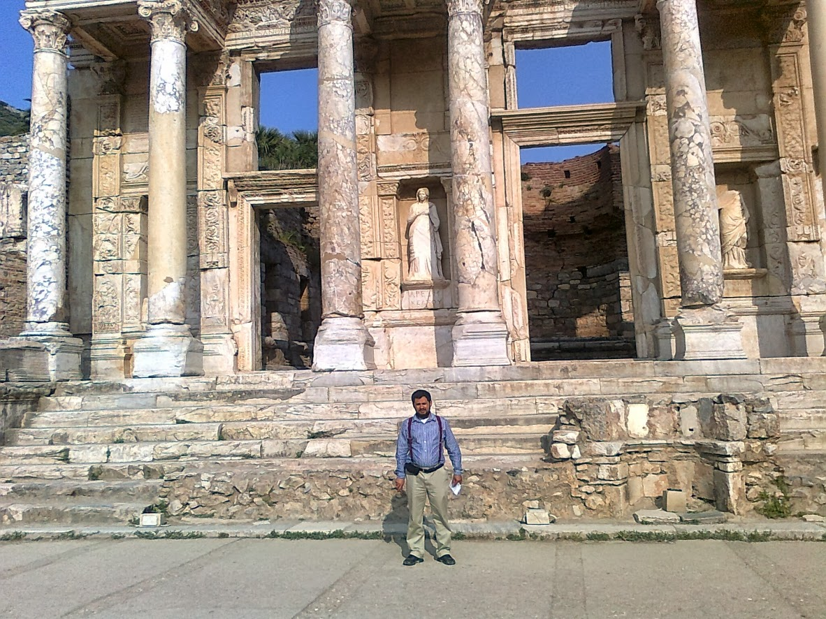 Biblioteca de Éfeso hojs.