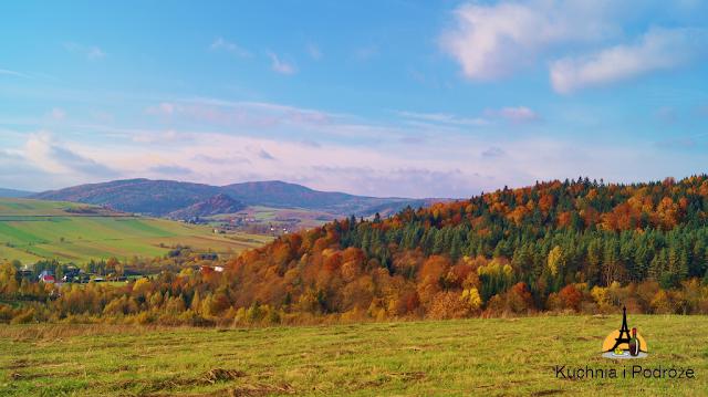 Bieszczady - jesień