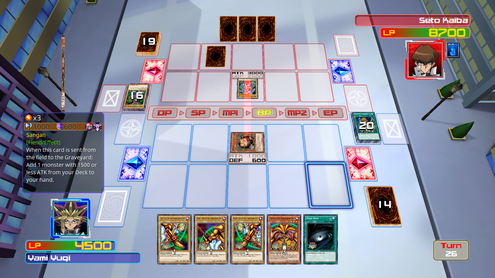 game drop zone review yu gi oh legacy of the duelist i have
