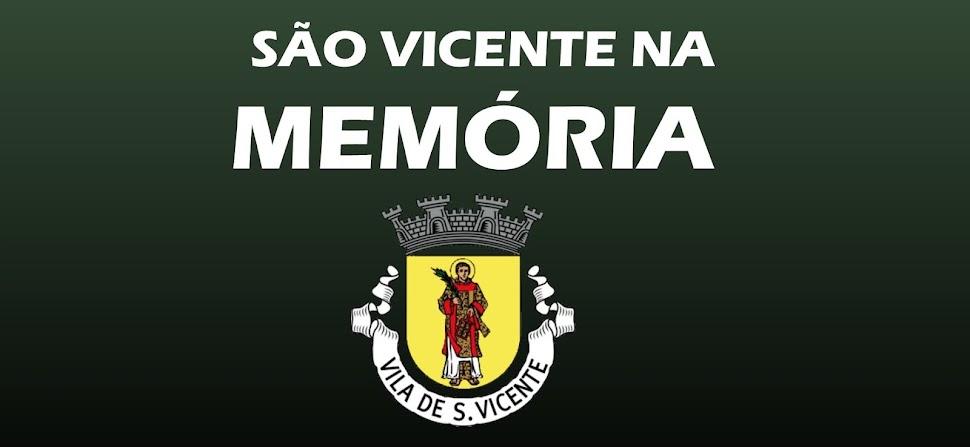 SÃO VICENTE NA MEMÓRIA