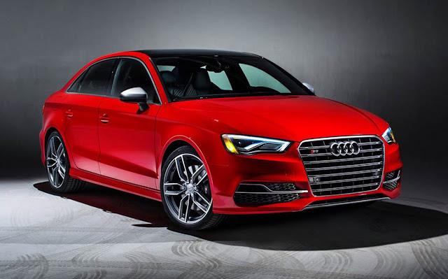 Audi S3 Vermelho Misano