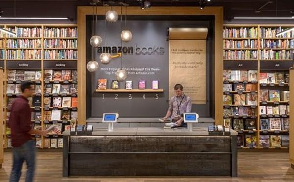 Librería de Amazon