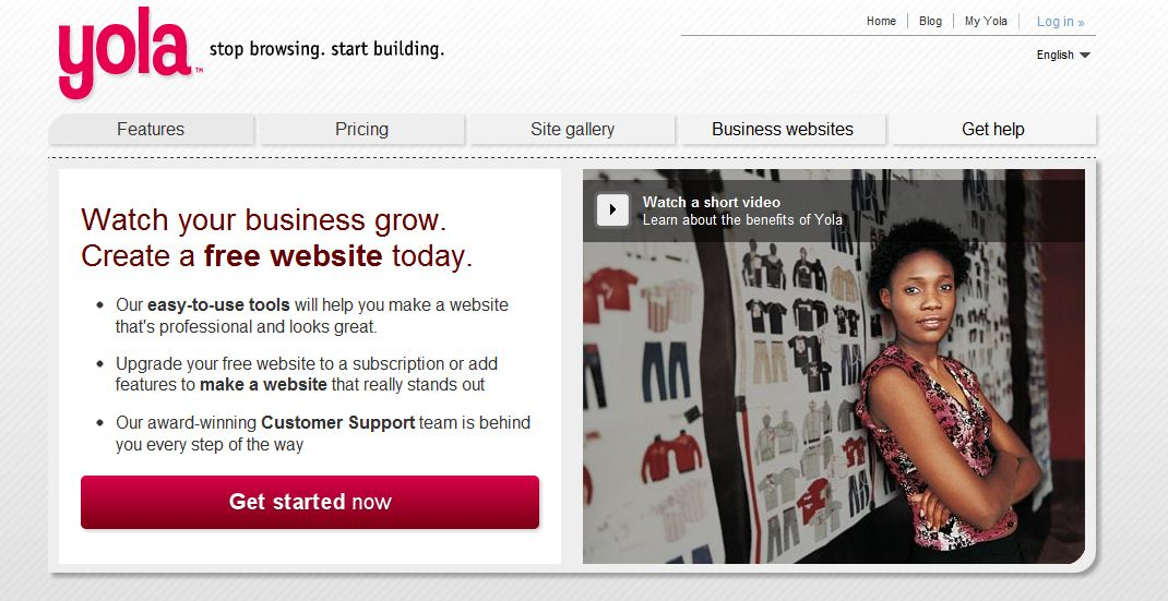 [Blog] : 5 Situs Untuk Membuat Website Gratis ~ : Portal
