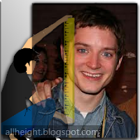 Elijah Wood Height - How Tall