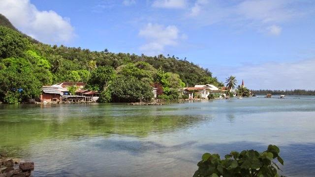 Maeva Village à Huahine
