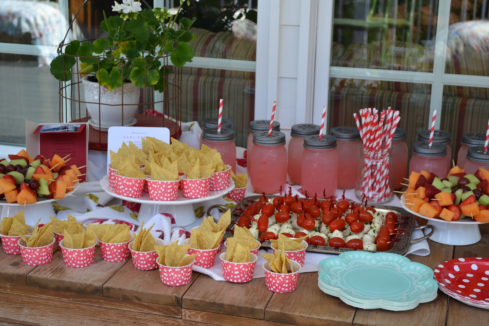 baby shower food ideas on a budget this was the food and