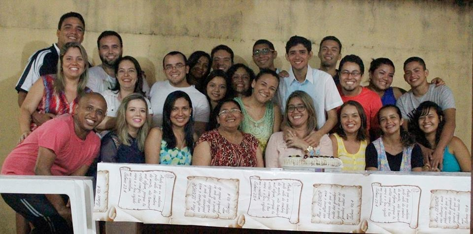 Membros do Ministério Nação Belém