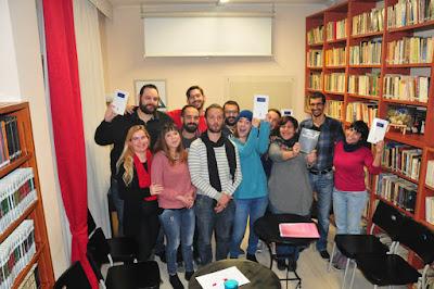 Λάρισα: Ομάδα Βιβλιο-ανάγνωσης από τη Νέα Ακρόπολη