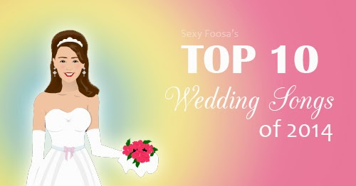 Top Wedding Songs Of 2014