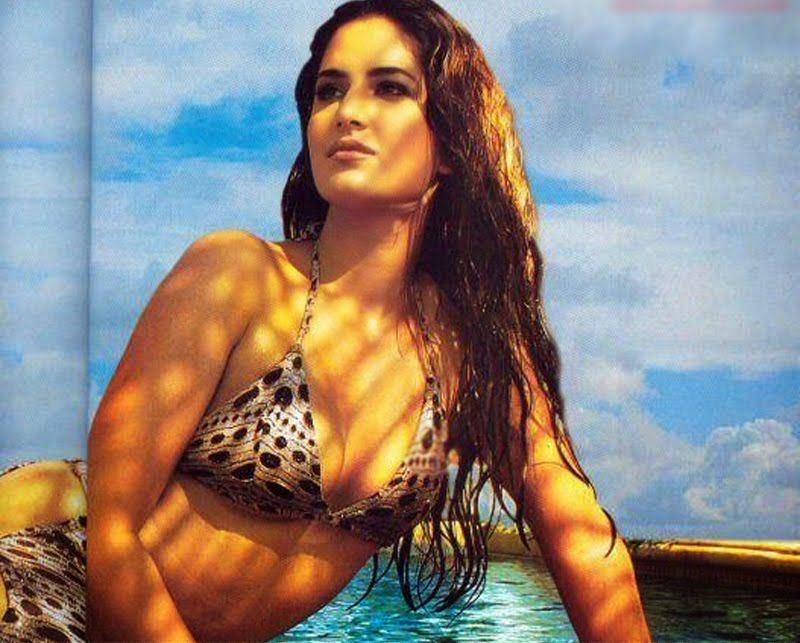 Katrina Kaif bikini top