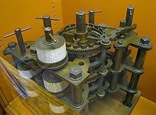 Mesin diferensial ciptaan Babbage