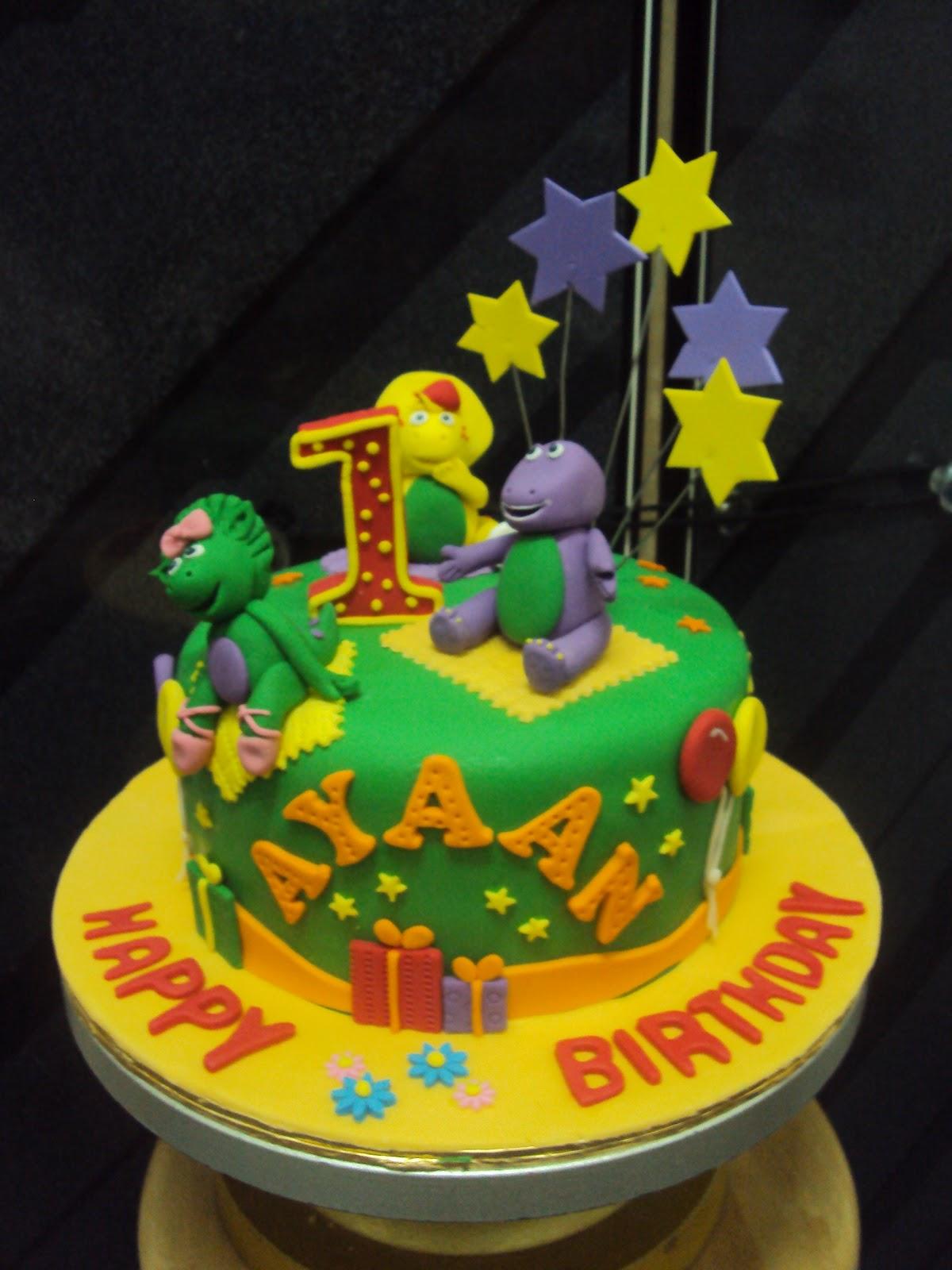 Lmis Cakes Cupcakes Ipoh Contact 0125991233 Ayaan Turns 1
