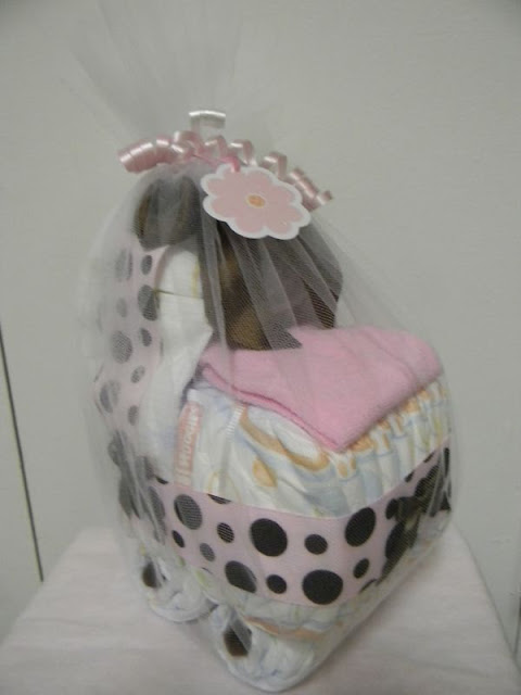 Bassinet Decoration6