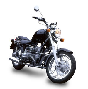 """Мотоцикла урал имз 8 1238 """"волк"""