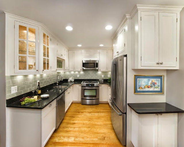Smart Small Kitchen Design
