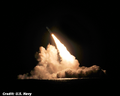 Navy Releases New Photos of Missile Launched