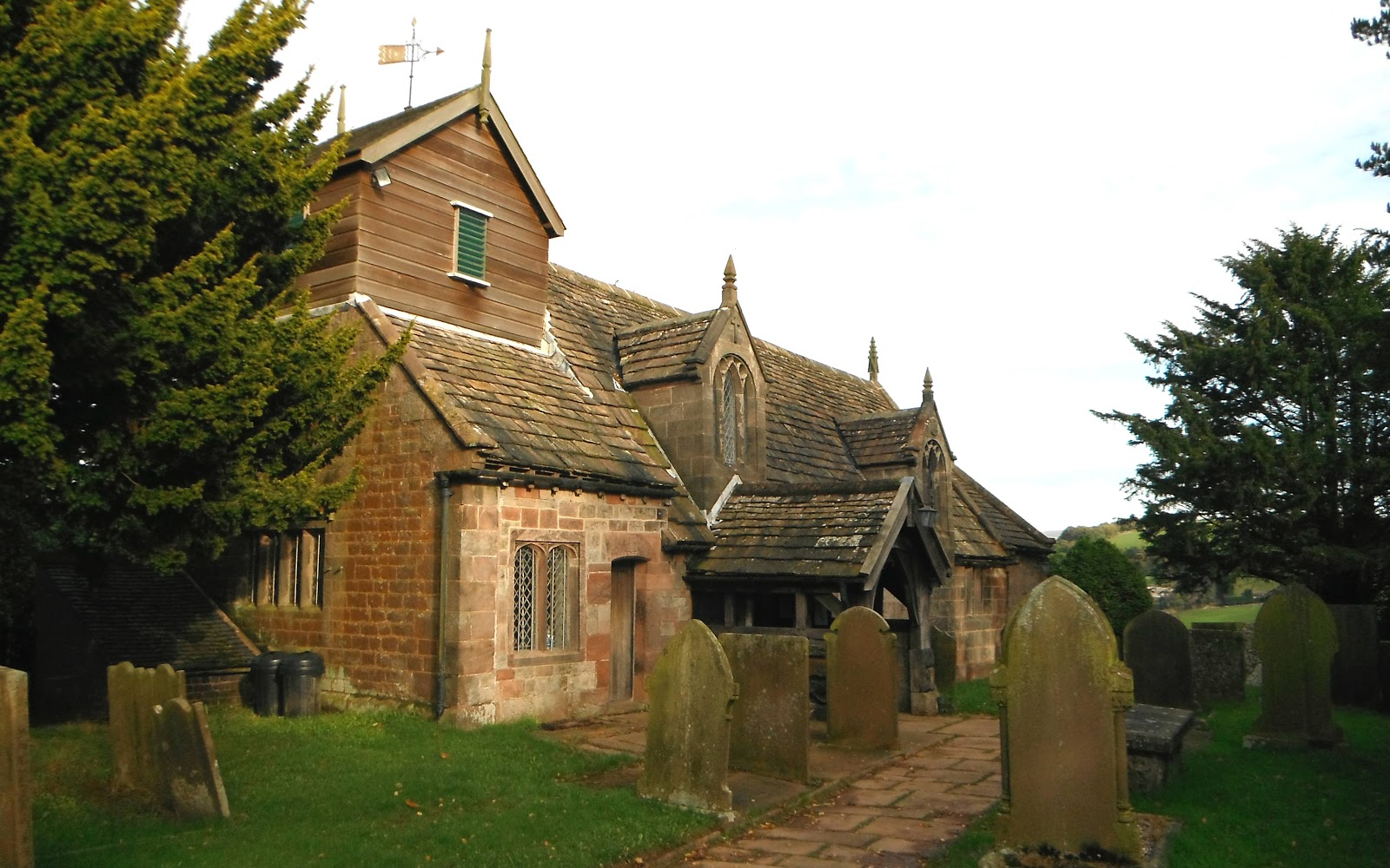 Rushton Spencer Church