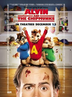 Sóc Siêu Quậy 1 - Alvin And The Chipmunks (2007) Poster