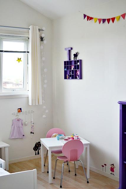 Kronprinsessene: barnerommet i sin helhet!