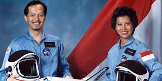 Astronot Indonesia, Taufik Akbar, Pratiwi Sudarmono