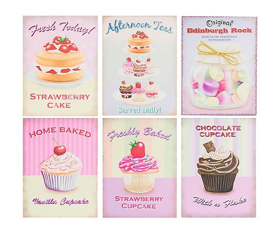 quadretti cupcake