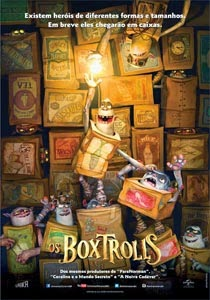 Download Os Boxtrolls - Dublado AVI + RMVB