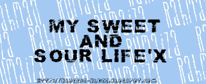 sweet and sour life'x