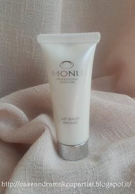 MONU_Lip Balm Specialist_Glossy Box Luglio 2012_Recensione_Review