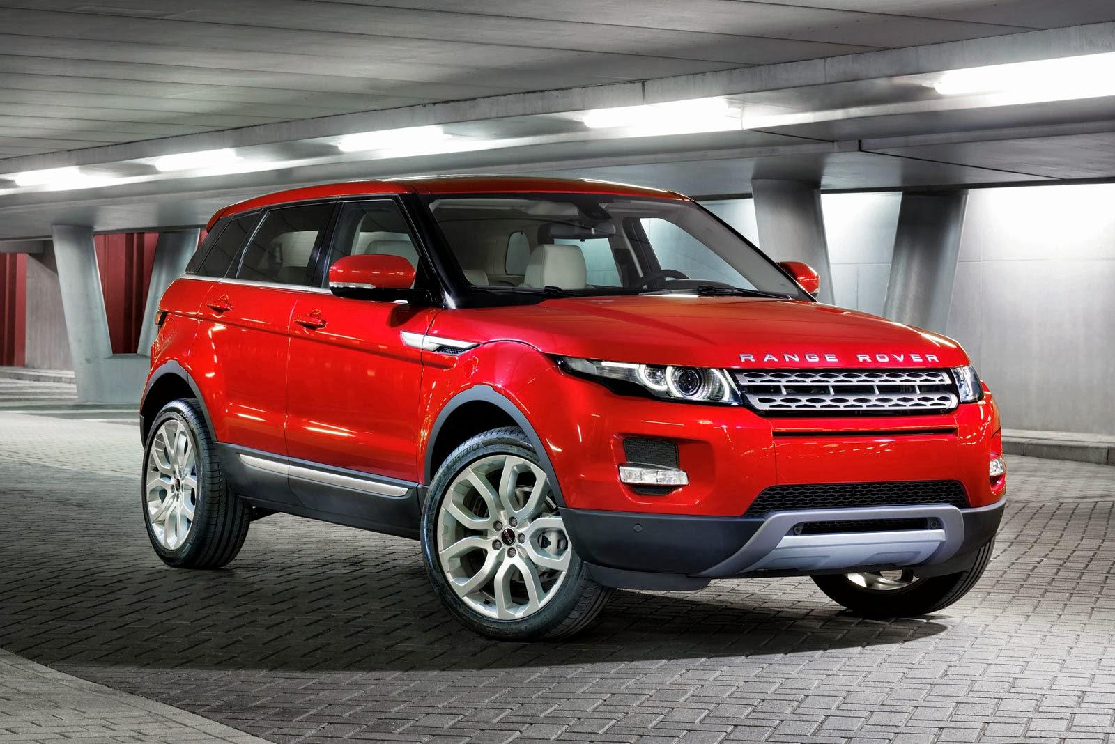 Baixar Imagem: LAND ROVER - Range Rover Evoque (Seleção)