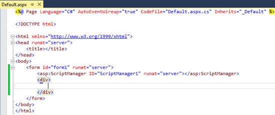 ScriptManager Code