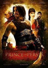 Prince of Persia: The Sands of Time: Poster | A Constantly Racing Mind