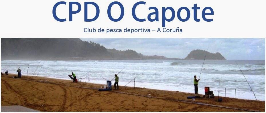 Club de pesca deportiva O Capote - A Coruña
